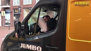 Slapend werken bij Jumbo Stramproy