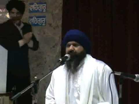 Bhai Paramjit Singh Domeli-Rang rata mera sahib