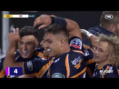 Super Rugby 2019 Round 15: Top Tries