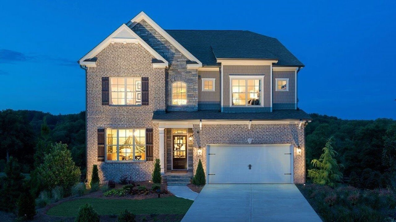MUST SEE - 6 BDRM, 6 BATH MODEL HOME FOR SALE NOW N. OF ATLANTA