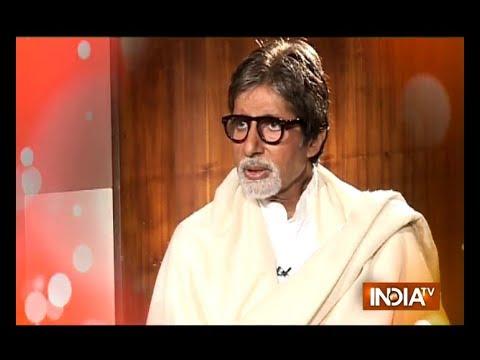 Amitabh Bachchan talks about his friendship with Rajiv Gandhi