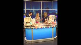 Pantone Color of the Year 2016 | A.Clore Interiors Periscope on Fox35 Good Day Orlando