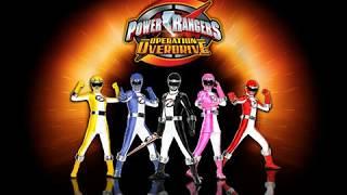Power Ranger Operation Overdrive Theme (The FestEvil Extended Mix)