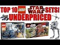 Top 10 UNDERPRICED LEGO Star Wars Sets!