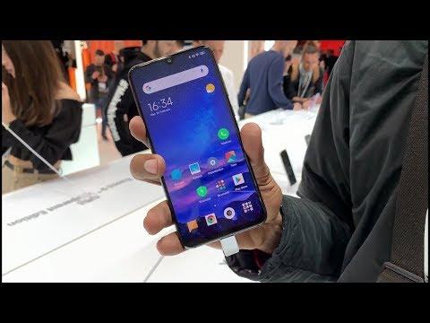 Xiaomi Mi 9 SE Hands On