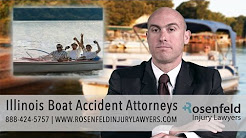 Illinois Boat Accident Attorneys | Rosenfeld Injury Lawyers