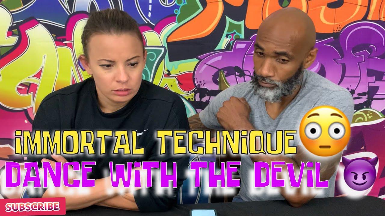 Immortal Technique - Dance with the Devil (Reaction)(Review)