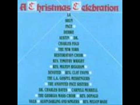 LaShun Pace-Love Came Down At Christmas Time