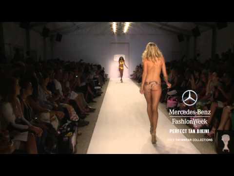 PERFECT TAN 2012 SWIMWEAR COLLECTION, MERCEDES-BENZ FASHION WEEK SWIM