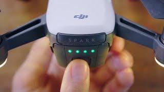 DJI Sparkのアクティベート、機体と送信機をWifiで接続する方法、機体と...