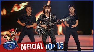 vietnam idol kids 2017 - gala trao giai - thien khoi - my songs know what you did in the dark