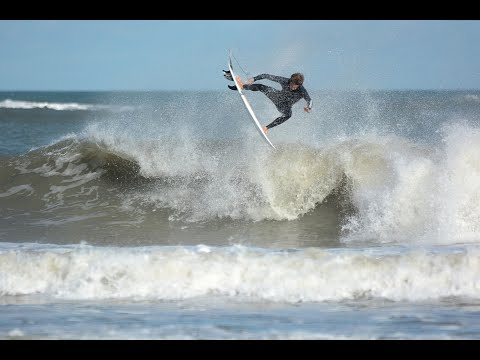 Surf Clip New Smyrna Beach Edit Saturday December 14th, 2019: The Local Talent