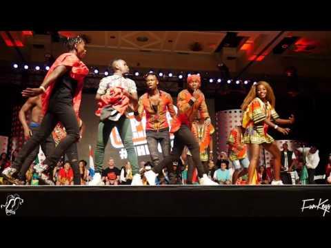 HHI KENYA | Opening Ceremonies | World Hip Hop Dance Championshps | #HHI2016 | #SXSTV