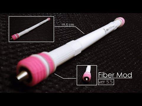 Hướng Dẫn Nâng Cấp Fiber Mod Ver 5.5 (Bút Quay) từ Fiber Mod Ver 4 (Bút Quay) TRẮNG NHƯ OMO Đơn Giản