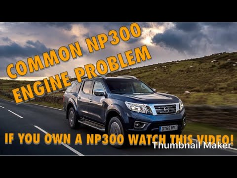 Common Fault with Navara NP300 D23 (MUST WATCH IF YOU OWN ONE)
