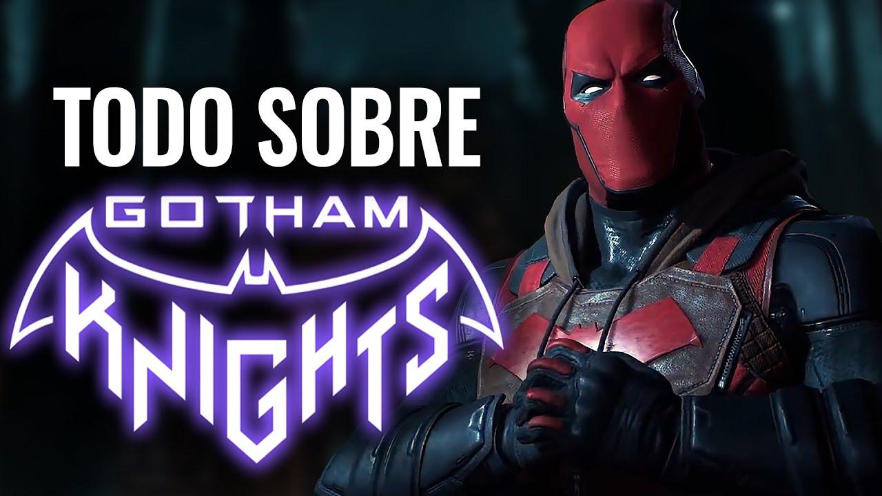 TODO SOBRE GOTHAM KNIGHTS (BATMAN) NUEVOS DETALLES