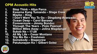 OPM Acoustic Hits | MOR Playlist Non-Stop OPM Songs 2019 ♪