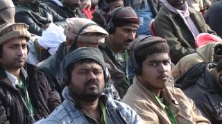2nd Day 4th Speech Moulana Tanveer Ahmad Khadim Sahib Jalsa Salana Qadian 2015