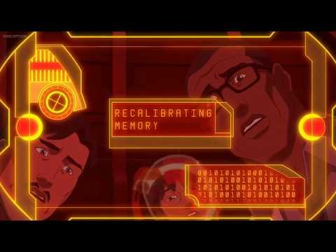 Justice League: War - Cyborg