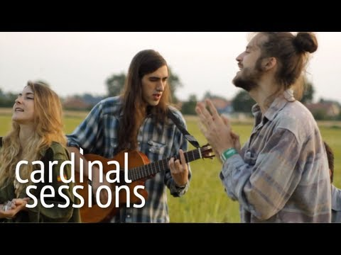 Crystal Fighters - Follow - CARDINAL SESSIONS (Appletree Garden Special)
