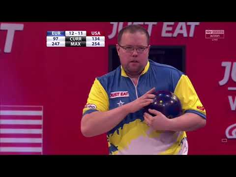 Weber Cup 2017 - Day 3 - Match 3 [Williams vs. Kent]