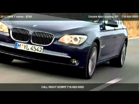 BMW 7 series 740i LI @ Encore Auto Leasing