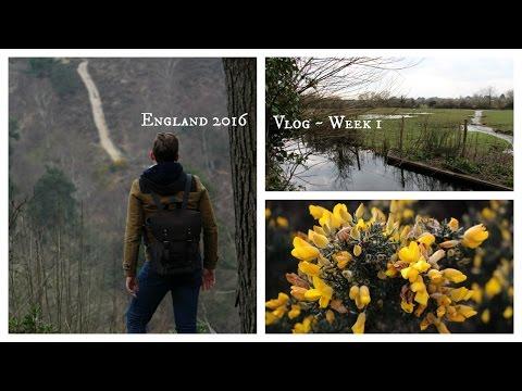 Holiday Vlog ~ Hampshire, England ~ Week 1