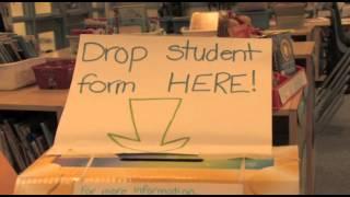 Students share Anti-bullying Strategy (Bully Buster Box)