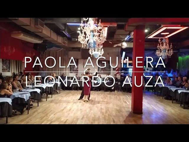 Dos fracasos, Miguel Calo y Alberto podestá. Paola Aguilera y Leonardo Auza