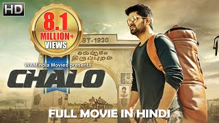 Chalo 2019 NEW RELEASED Full Hindi Dubbed Movie | Naga Shourya | South Movie 2019 thumbnail