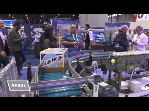 Regal® Power Transmission Solutions at Pack Expo 2016