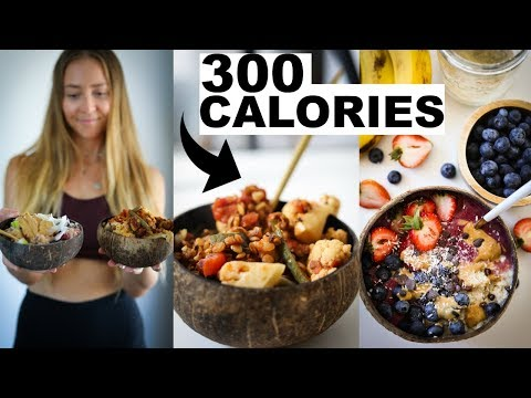 EAT MORE WEIGH LESS 🍜 300 CALORIE FILLING MEALS!