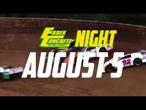 Essex Concrete Night Promo Video 080517
