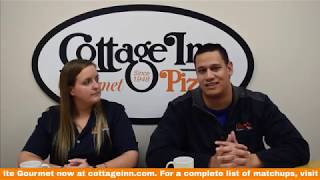 The Cottage Inn Pizza Center - Gourmet Madness 2019