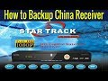 How to Backup China Receivers Flash Dump File & Channel Data Complete Video Tutorial in Urdu/Hindi