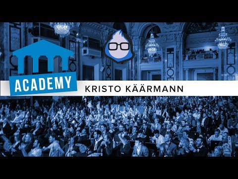 Kristo Käärmann: Disrupting the Banking Industry from Europe - Pioneers Festival 2013