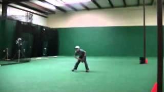 baseball infield drills