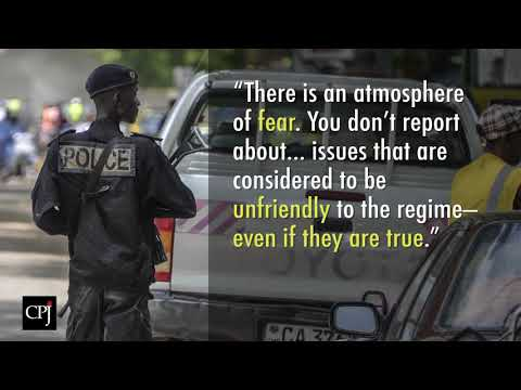 Cameroon's Journalists Face Suppression by Authorities