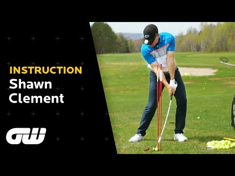 Compressing The Ball Made Easy! | Shawn Clement Tips | Golfing World