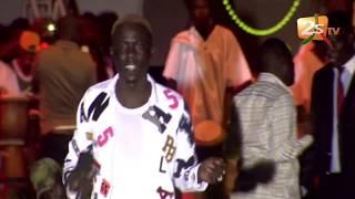 TEMPS FORTS DU SHOW NGAKA BLINDÉ À L'ARÉNE NATIONALE