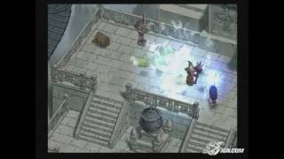 Shining Tears PlayStation 2 Trailer - Direct Feed Gameplay