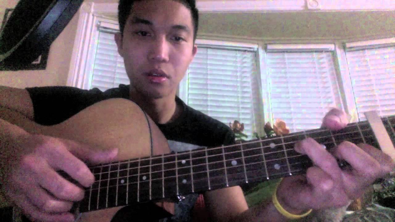Adorn Guitar Tutorial   Miguel