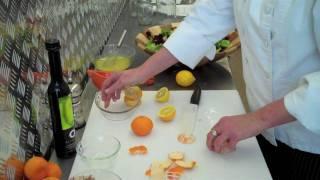 Chef Julie Darling - Citrus Vinaigrette Recipe - Specialty Produce Feature