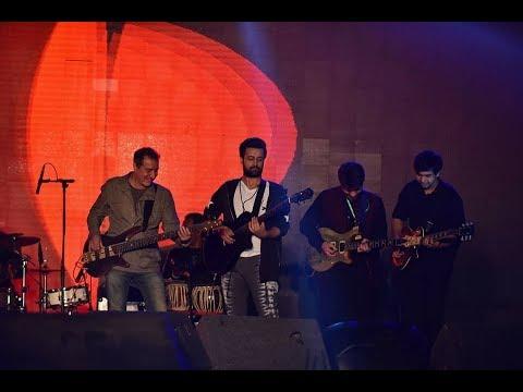 Atif Aslam concert at Eat Karachi Festival Cornetto pop rock  Subscribe and enjoy Mp3