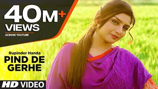 Video Rupinder Handa: PIND DE GERHE (Full Song) | Desi Crew | New Punjabi Video 2015 download MP3, 3GP, MP4, WEBM, AVI, FLV Agustus 2018