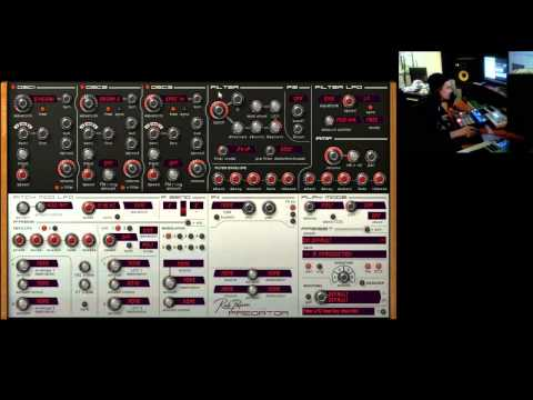 Subtractive Synthesis for Beginners 09 - Rob Papen Predator Signal Path
