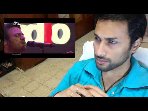 Tu Kuja Man Kuja, Shiraz Uppal & Rafaqat Ali Khan | Reaction
