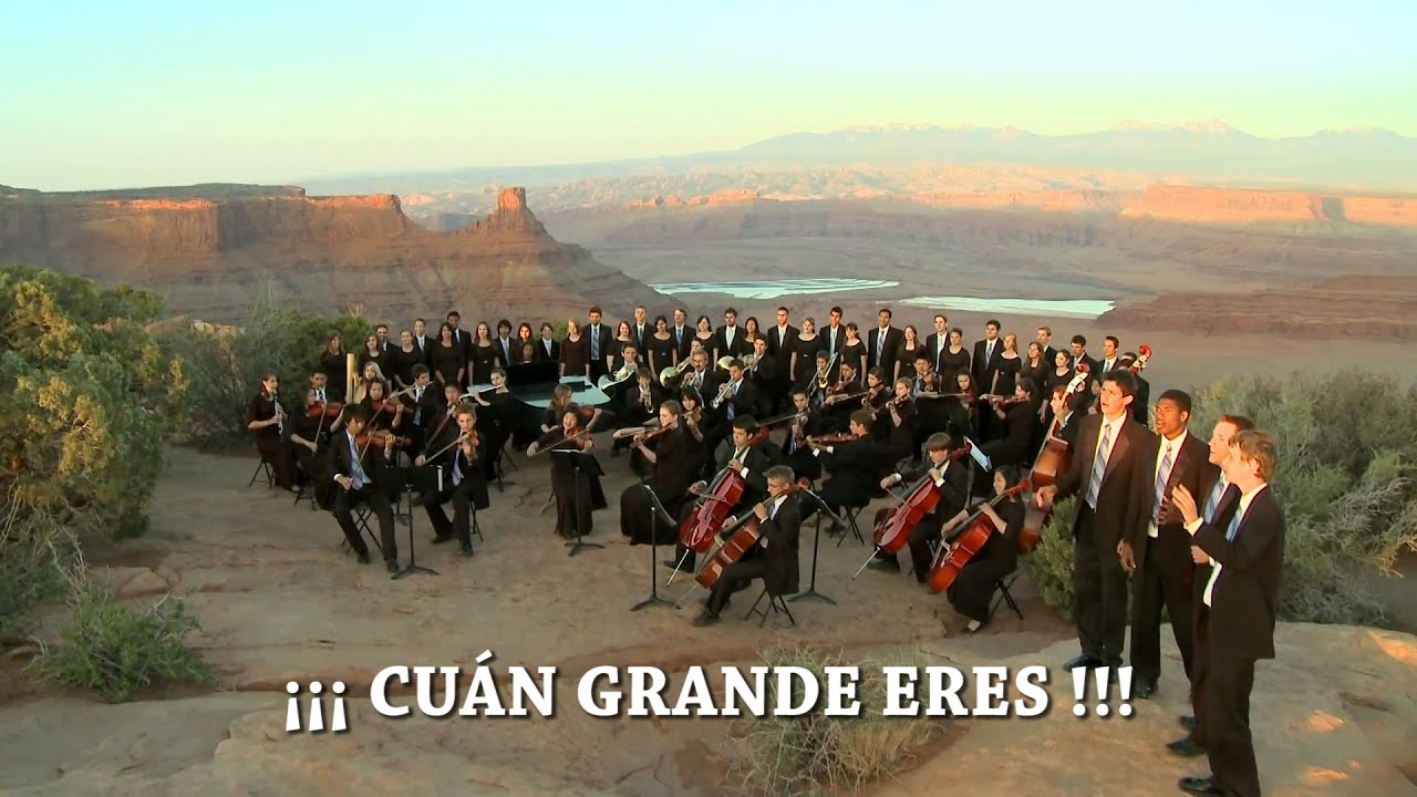 ¡ CUÁN GRANDE ERES ! - Fountainview Academy