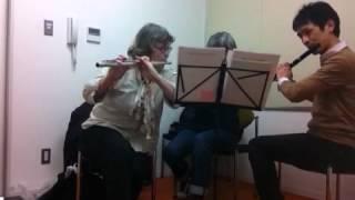 Planxty Irwin for flute trio