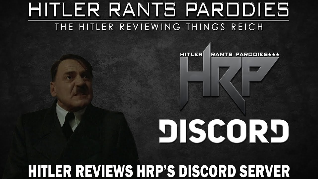 Hitler Reviews: HRP's Discord Server